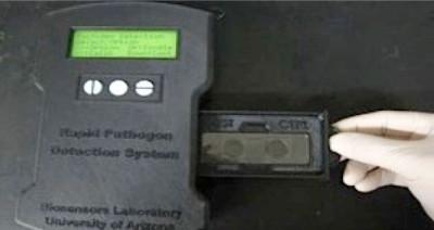 Prototype testing device